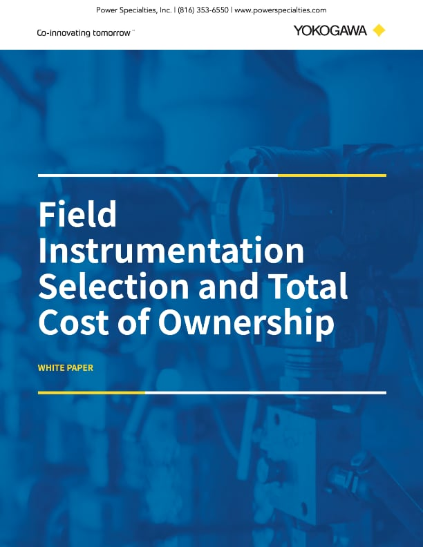 Total Cost Of Ownership Model Template from powerspecialties.com