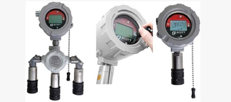 Toxic Gas Monitoring